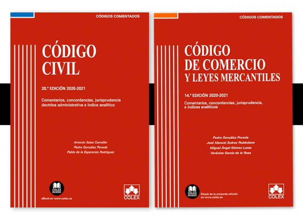 Código Civil y Código Comercio Comentado